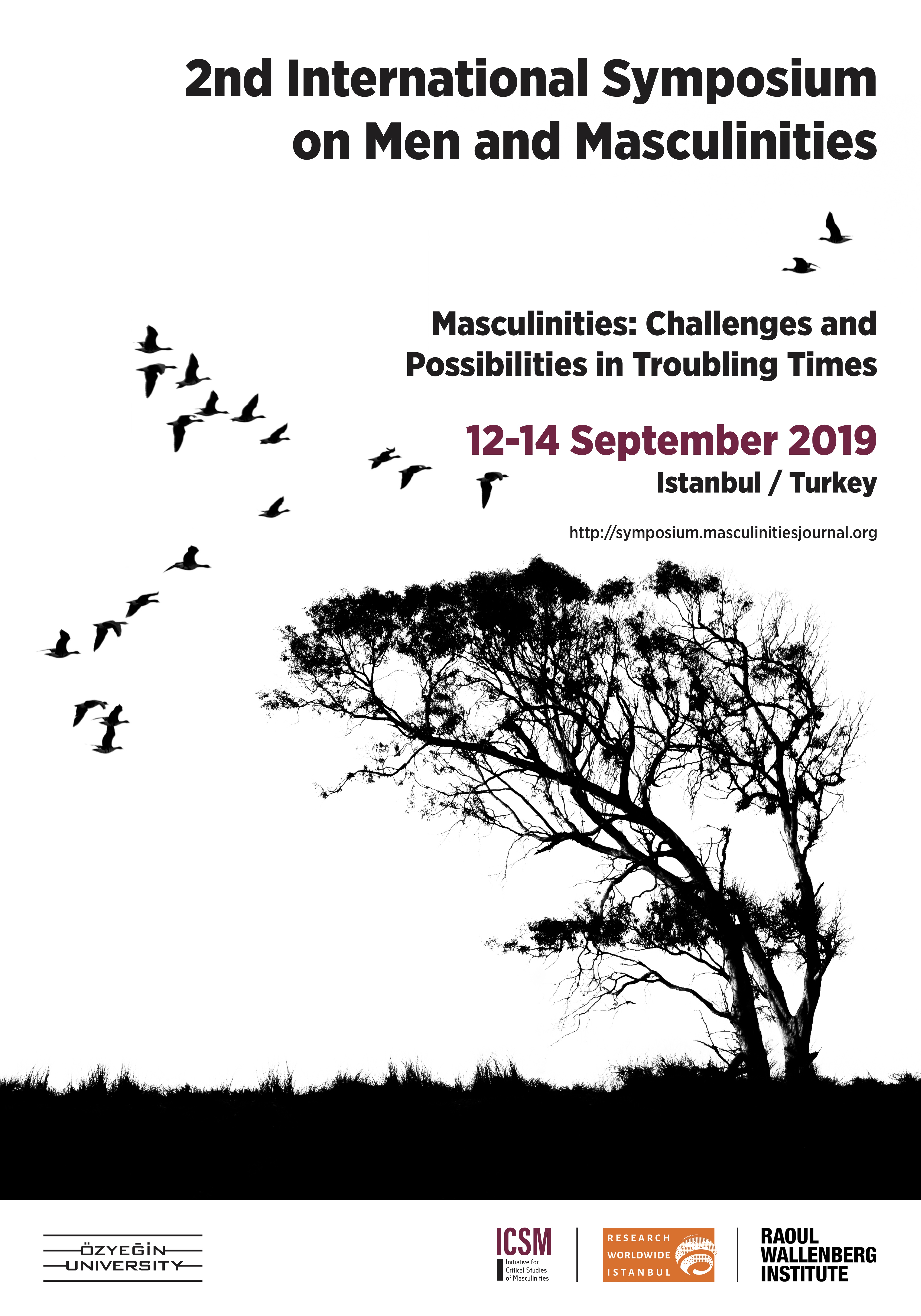 2nd International Symposium on Men and Masculinities